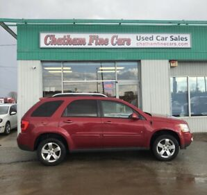 2006 Pontiac Torrent $4,995 *CERTIFIED* 182,000 KMS