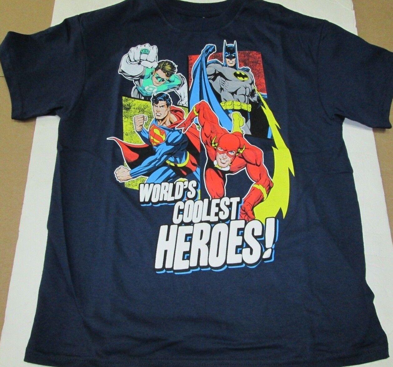New Boys Youth DC Comics Justice League Batman Coolest Heroe