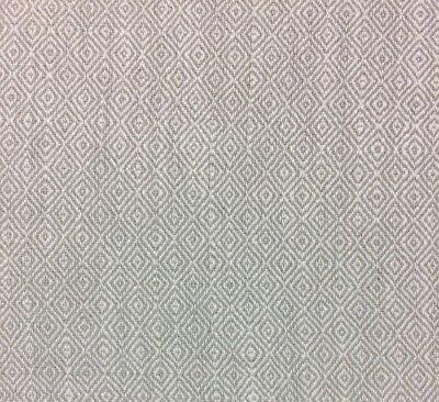 pindler emmitt silver diamond woven linen jacquard