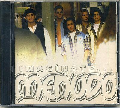 MENUDO  Imaginate  New Factory Sealed CD (1994) segunda mano  Embacar hacia Argentina