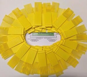 GENUINE Countax / Westwood PGC Sweeper Brushes / Bristles 54x Part No: 14936301