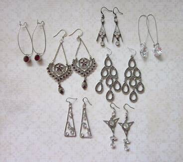 Assorted costume earrings LOT #6 New Lambton Newcastle Area Preview