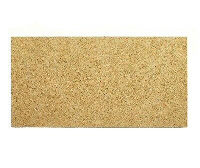 Natural Cork Tile Panel Background Wall 3D ReptileTerrarium Vivarium 60x30 cm 2