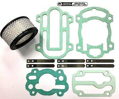 32249294 Head Overhaul Kit Ingersoll-rand Model 242 Valve Gasket Filter