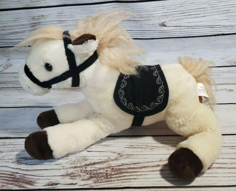 Wells Fargo Legendary Pony Plush Horse Stuffed Toys 2014 Clean