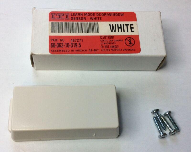 ITI Learn Mode Door/Window Sensor White 487271 30-362-10-319.5