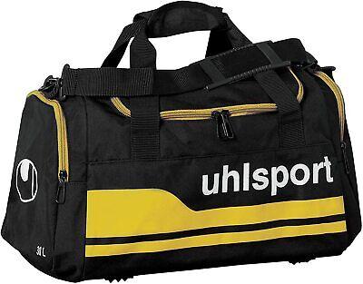 Uhlsport Duttle Bag 30 Litres Mens Sports Gym Holdall Bag Football Goalkeeper