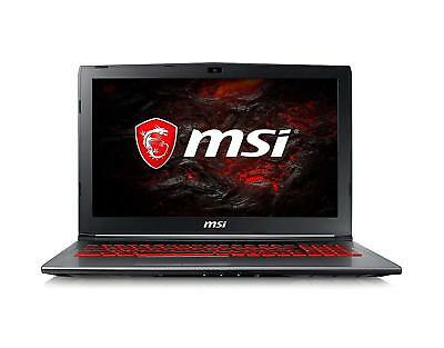 MSI GV62 7RC-225UK 15.6 FHD Gaming Laptop i5-7300HQ+HM175 8GB 1TB MX150
