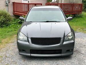2006 Nissan Altima SE-R 6 speed LSD