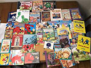 Over 40 kids classic book lot for sale