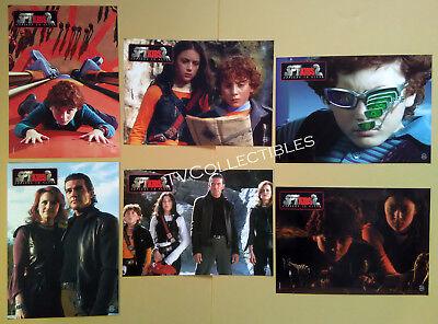 Lobby Card Set~ SPY KIDS 2 ~2002 ~Daryl Sabara ~Alexa PenaVega ~Antonio Banderas