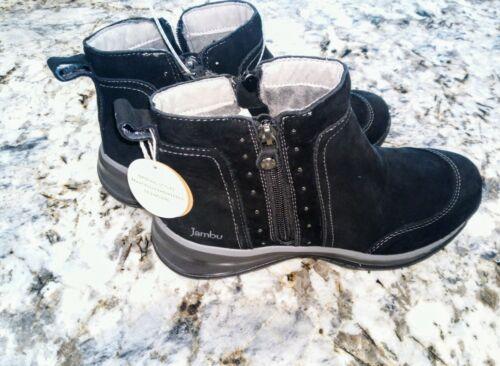 camryn water weather resistant side zip boots