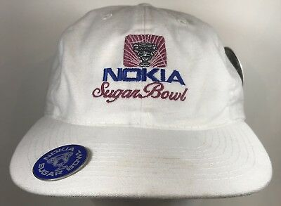 NOKIA SUGAR BOWL NATIONAL CHAMPIONSHIP UA One Size Baseball Cap Hat Sugar Bowl Hat