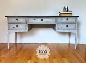 Shabby Chic Desk/Vanity