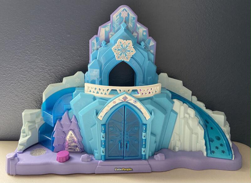 Fisher-Price Little People Disney Frozen Elsa