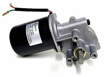 Makermotor 38 D Shaft Electric Gear Motor 12v Low Speed 50 Rpm Gearmotor Dc