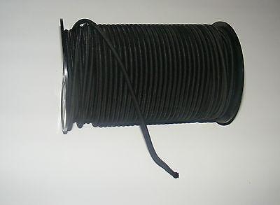 10m 8mm Expanderseil PP ummantelt,UV-beständig,mit Monoeinlage, Schwarz