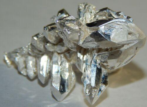 14.70 grams .999 (Ag) Crystalline Silver Crystal  Nugget