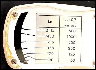 Haag Streit Goldmann 940 Perimeter Visual Field Original Asblight Metertester