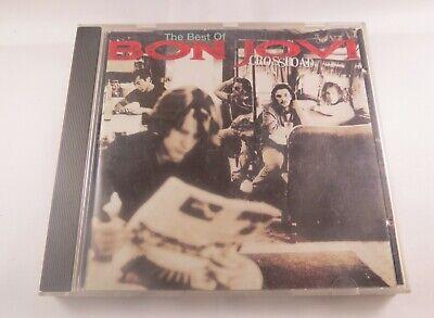 BON JOVI - CROSSROADS (BEST OF) & THESE DAYS - 2 CD albums 80s/90s pop (Best 80s Pop Albums)
