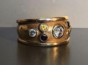 Men's Custom Gold Ring