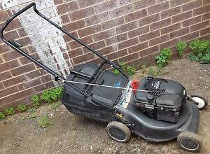 Masport chip and catch 6hp Lawnmower. Just serviced + Warranty Sunshine North Brimbank Area Preview