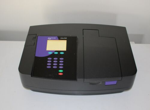 BioChrom Libra S22 80-2115-20 UV/Visible Spectrophotometer 8-Cell Hold Untested