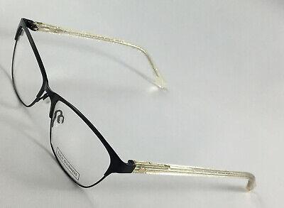 New LULU GUINNESS L782 Black Women's Eyeglasses Frames (Lulu Frames)