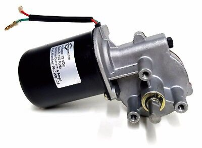 Makermotor 38 D Shaft 100 Rpm Electric Gear Motor 12v Low Speed Gearmotor Dc