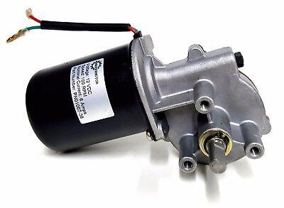Makermotor 38 D Shaft 100 Rpm Electric Gear Motor 12v Low Speed Gearmotor Dc