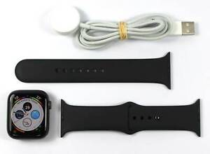 Apple Watch Series 4 Smart Watch 44mm GPS   CELL Aluminium