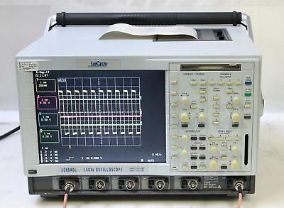 Lecroy Lc684dl 1.5ghz 4ch 8gsas Digital Oscilloscope