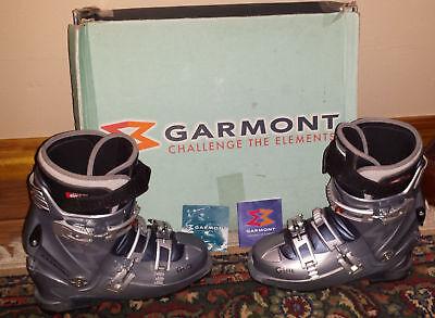 ( Garmont G-Lite Alpine Touring Ski Boots & G-Fit Liner. Mondo 25 US 7/8)