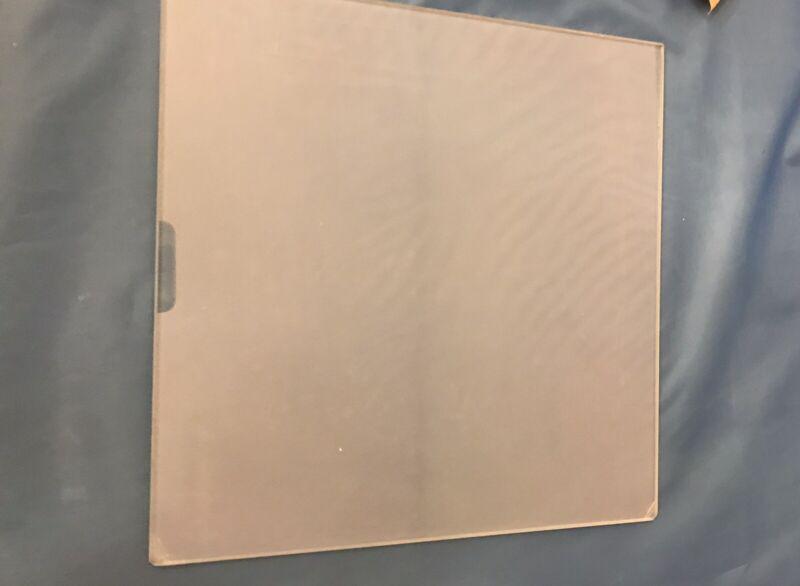 Electrophoresis Gel Glass Plates  4 PCS