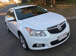 2013 HOLDEN CRUZE EQUIPE ONLY 35KMS Fraser Belconnen Area Preview