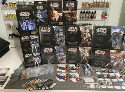 Star Wars Legion Clone Wars Galactic Republic Army