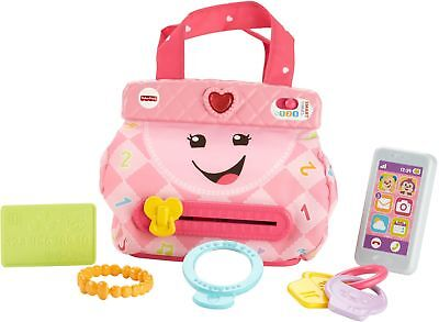 Learning Toys For 1 2 3 Year Olds Toddler Purse Girls Christmas Gift 50 Songs - Fisher Price Toys For 1 Year Olds