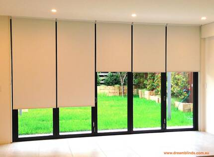 From $38 Wholesale & Custom Blinds, Fly Screens, Security D & Ws