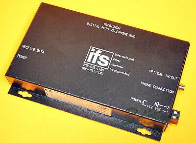 IFS VR1500WDM-R3 Video Transmitter//Data receiver For Rack Mount