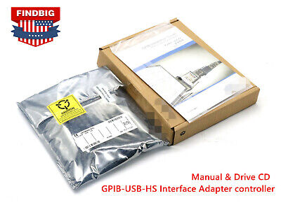 New Free Shipping Usa Gpib-usb-hs Interface Adapter Controller Ieee 488 Warranty