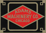 Adams Machinery Company