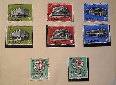 1984 Jamaica stamps
