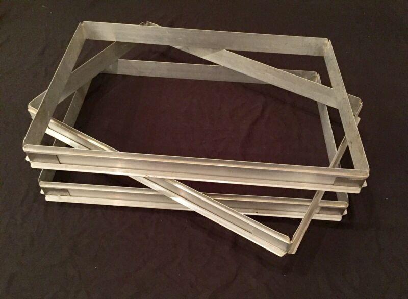Pan Extender - Stainless Steel - Full Sheet - 3 qty
