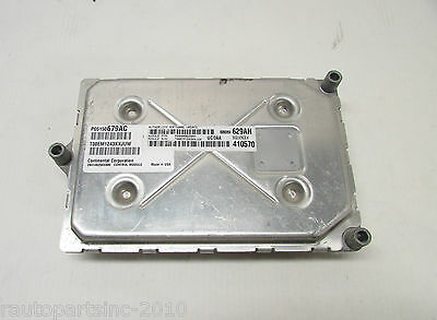 2013 DODGE RAM ECU ENGINE COMPUTER MODULE CONTROL P68089626AH OEM 13