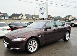 2017 Jaguar XF 20d AWD | BACK-UP CAMERA | NAVI | SUN-ROOF | A...