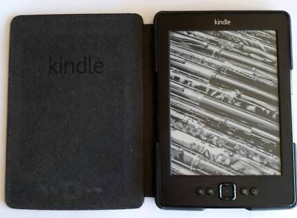 5th Generation Kindle