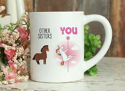 Unicorn Sister Mug Sister Gift Gifts For Sister Cousin Mug Cousin Gift (Best Gift For Cousin Sister)