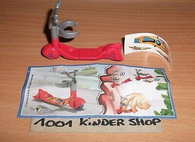 KINDER FS 64-A FS064-A GOMOVE ROLLER 3000 TROTTINETTE + BPZ