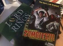 Lord of The Rings Board Game + Zombies Board Game Kensington Eastern Suburbs Preview