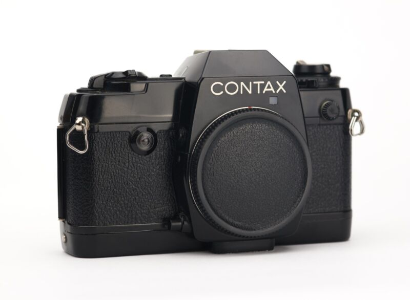 CONTAX 137 MD Replacement Cover - Laser Cut